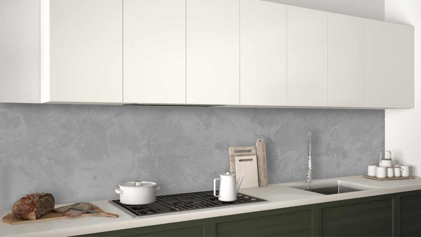 beton cire keuken